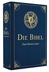 Bibelausgaben: Die Bibel - Altes und Neues Testament nach Martin Luther, (Iris®-LEINEN-Ausgabe) - Produktdetailbild 1