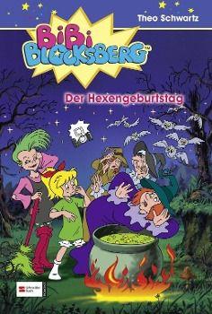 Bibi Blocksberg Band 2: Der Hexengeburtstag, Theo Schwartz