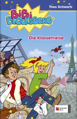 Bibi Blocksberg Band 26: Die Klassenreise, Theo Schwartz