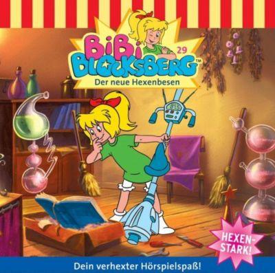 Bibi Blocksberg Band 29: Der neue Hexenbesen (1 Audio-CD), Bibi Blocksberg