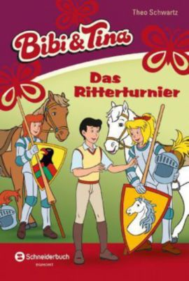 Bibi & Tina Band 45: Das Ritterturnier, Theo Schwartz