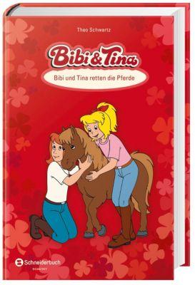 Bibi & Tina - Bibi und Tina retten die Pferde, Theo Schwartz