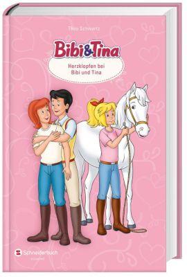 Bibi & Tina - Herzklopfen bei Bibi und Tina, Theo Schwartz
