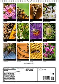 Bienenkalender (Wandkalender 2018 DIN A3 hoch) - Produktdetailbild 13
