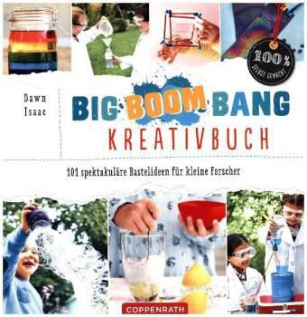 Big-Boom-Bang-Kreativbuch, Dawn Isaac