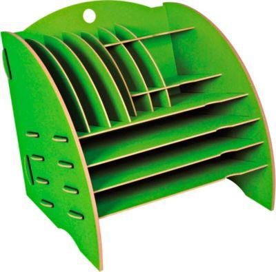 Big Organizer grün