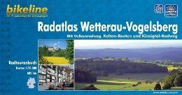 Bikeline Radtourenbuch Radatlas Wetterau-Vogelsberg