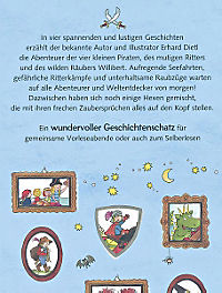 Bilderbuchgeschichten von Rittern, Hexen und Piraten - Produktdetailbild 1