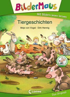 Bildermaus - Tiergeschichten, Maja Von Vogel