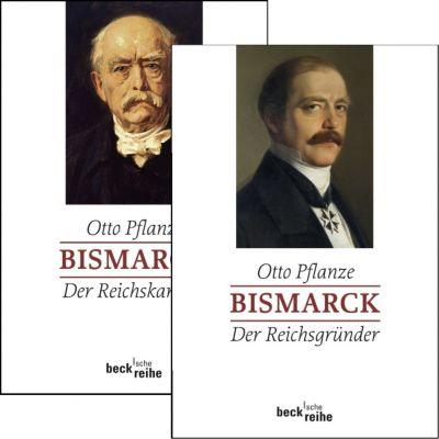 Bismarck, 2 Bde., Otto Pflanze