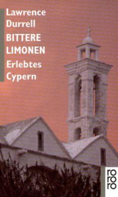 Bittere Limonen, Lawrence Durrell