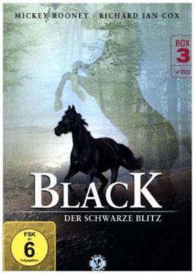 Black - Der schwarze Blitz DVD 3, Walter Farley
