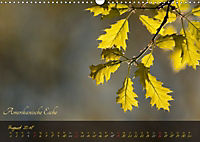 Blätter im Laufe des Jahres (Wandkalender 2018 DIN A3 quer) - Produktdetailbild 8