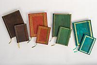 Blank Book Lederlook rotbraun (klein) - Produktdetailbild 1