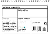 Blaues Band - Kreuzfahrtschiffe (Tischkalender 2018 DIN A5 quer) - Produktdetailbild 13