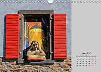 Blickfänge - Tore, Türen und Fenster (Wandkalender 2018 DIN A4 quer) Dieser erfolgreiche Kalender wurde dieses Jahr mit - Produktdetailbild 3