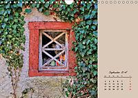 Blickfänge - Tore, Türen und Fenster (Wandkalender 2018 DIN A4 quer) Dieser erfolgreiche Kalender wurde dieses Jahr mit - Produktdetailbild 9