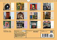 Blickfänge - Tore, Türen und Fenster (Wandkalender 2018 DIN A4 quer) Dieser erfolgreiche Kalender wurde dieses Jahr mit - Produktdetailbild 13