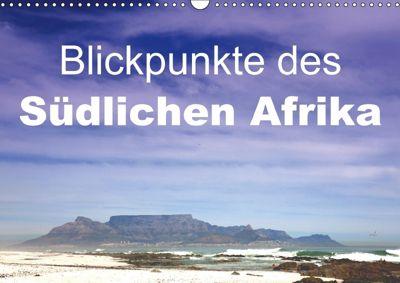 Blickpunkte des Südlichen Afrika (Wandkalender 2018 DIN A3 quer), Stefan Schütter