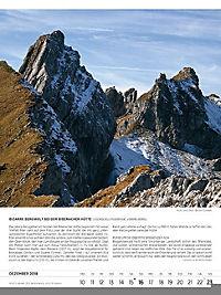 Blodigs Alpenkalender 2018 - Produktdetailbild 2