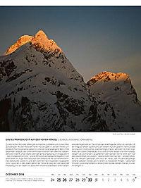 Blodigs Alpenkalender 2018 - Produktdetailbild 5