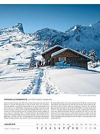 Blodigs Alpenkalender 2018 - Produktdetailbild 8