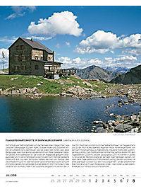 Blodigs Alpenkalender 2018 - Produktdetailbild 11