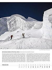 Blodigs Alpenkalender 2018 - Produktdetailbild 14