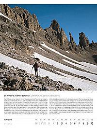 Blodigs Alpenkalender 2018 - Produktdetailbild 16