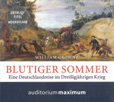 Blutiger Sommer, CD, William Crowne