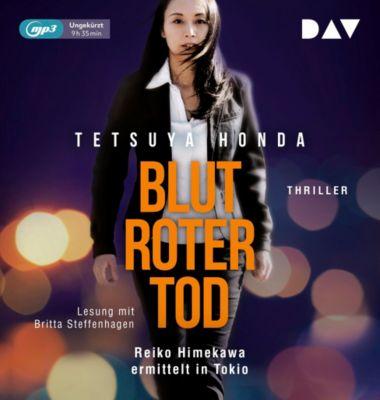 Blutroter Tod, 1 MP3-CD, Tetsuya Honda