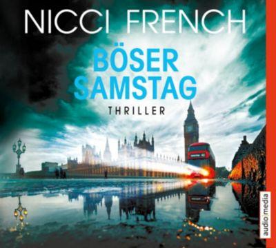 Böser Samstag, 6 Audio-CDs, Nicci French
