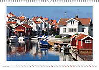 Bohuslän. Lysekil - Fiskebäckskil - Grundsund (Wandkalender 2019 DIN A3 quer) - Produktdetailbild 4