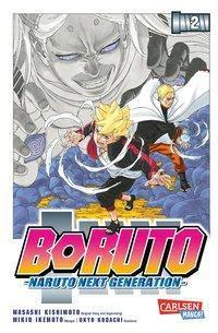 Boruto - Naruto the next Generation, Masashi Kishimoto, Ukyou Kodachi, Mikio Ikemoto
