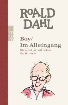Boy / Im Alleingang, Roald Dahl