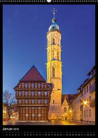 Braunschweig im schönsten Licht (Wandkalender 2018 DIN A2 hoch) - Produktdetailbild 1