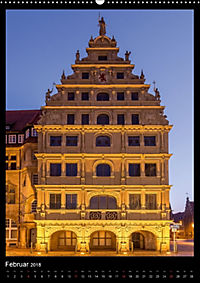 Braunschweig im schönsten Licht (Wandkalender 2018 DIN A2 hoch) - Produktdetailbild 2