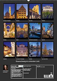 Braunschweig im schönsten Licht (Wandkalender 2018 DIN A2 hoch) - Produktdetailbild 13