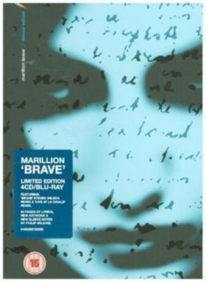 Brave (Deluxe Edition), Marillion