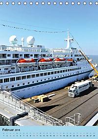 BREMERHAVEN die Seestadt mit maritimen Flair - 2018 (Tischkalender 2018 DIN A5 hoch) - Produktdetailbild 2