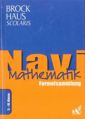 Brockhaus Scolaris Navi Mathematik 5.-10. Klasse