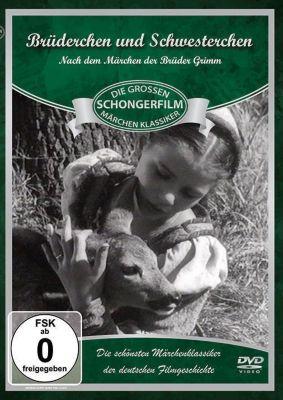Brüderchen und Schwesterchen - Die großen Schongerfilm Märchen Klassiker, Grimm Brüder