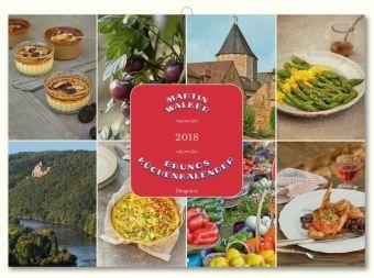 Brunos Küchenkalender 2018, Martin Walker