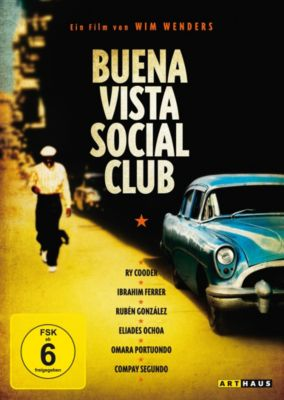 Buena Vista Social Club, DVD