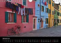 Burano - Insel in ihrem Farbenspiel (Wandkalender 2018 DIN A4 quer) - Produktdetailbild 1