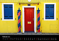 Burano - Insel in ihrem Farbenspiel (Wandkalender 2018 DIN A4 quer) - Produktdetailbild 2