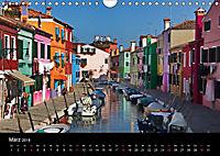 Burano - Insel in ihrem Farbenspiel (Wandkalender 2018 DIN A4 quer) - Produktdetailbild 3
