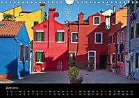Burano - Insel in ihrem Farbenspiel (Wandkalender 2018 DIN A4 quer) - Produktdetailbild 6