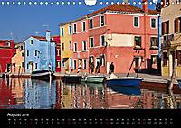Burano - Insel in ihrem Farbenspiel (Wandkalender 2018 DIN A4 quer) - Produktdetailbild 8
