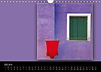 Burano - Insel in ihrem Farbenspiel (Wandkalender 2018 DIN A4 quer) - Produktdetailbild 7